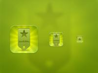 iPhone Icon sizes