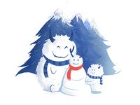 Happy Winter day!