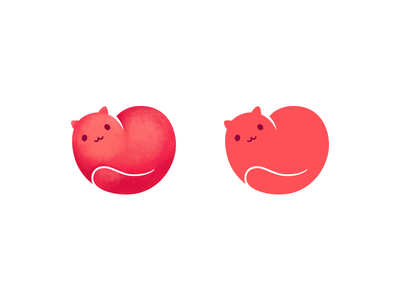 Mittens mark logo illustration cat branding mascot icon cat illustration cute logo