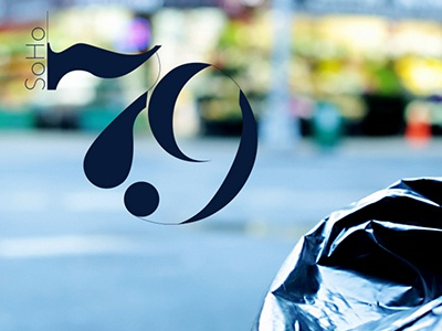 Soho79 logo design belen tenorio adam sirois calligraphy redesign logo branding documentary ethan patz soho79