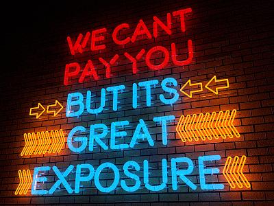 FullStory: Engage Your Rage minimalism redshift color bright digital art cgi vibrant light neon sign neon
