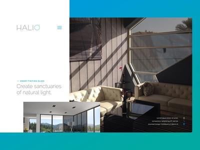 Landing page concept website webpage webdesign web ui simple landing