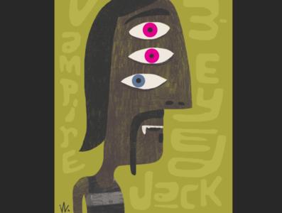 Vampire: 3-eyed Jack