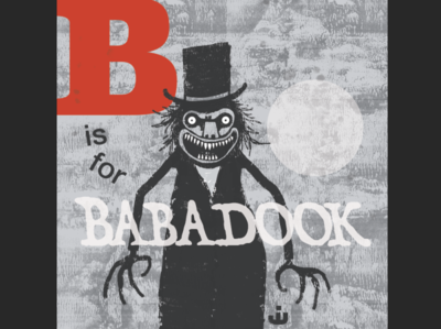 B is for Babadook