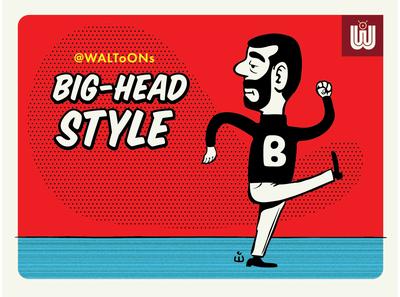 Big Head Bobon
