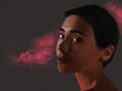 Light Study Portrait