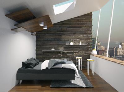 Dream Bedroom 3d blender