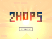 2Hops Start Screen