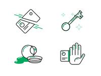 Starbucks Email Illustrations