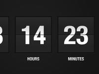 CSS Countdown
