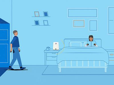 Healthcare Brand Animation explainer video 3d art 2d art animation health care healthcare