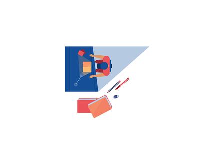 Working Desk - Kasra Design