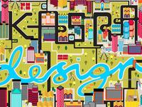 Kasra Design - We're on the map!