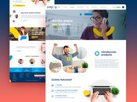 Home concept Web