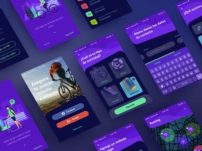 insurance app concept (prepaid)