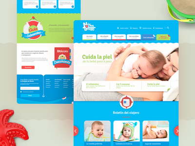 Home baby care