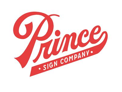 PSCo. Script Logo Update logo lettering hand lettering brush lettering sign hand painted design sign painter sign painting