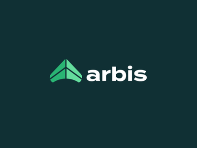 Logotype Arbis icon ui ux flat logotype graphicdesign branding design logo symbol icon