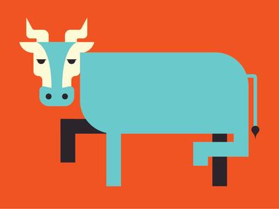 Oxen vector illustration vector vector art illustrate designer art design illustrator graphic design illustration