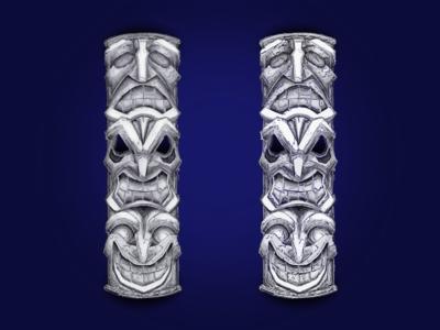 Illustration Totem