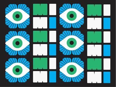 Mimi 4chan Reader Logo Pattern pattern 4chan mimic