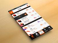 Restaurant App WIP