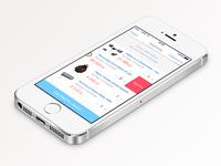 Online Store — Cart