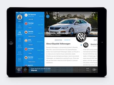 Social Cars — Freebie Sketch File freebie car social screen iphone ipad sketch app mobile ios ux ui