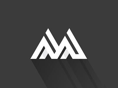 4/50 Single Letter Logo m letter design challenge logo