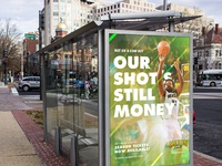 Mason Bus Stop Ad