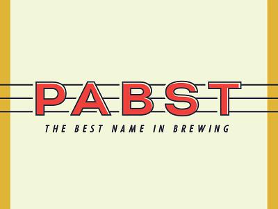 Beer Identity Concept 2 - Old Sign identity branding logo sign vintage beer