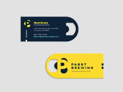 Beer Identity Concept 4 - Explorations layout print bottle opener business card merch apparel typography logo branding design identity beer