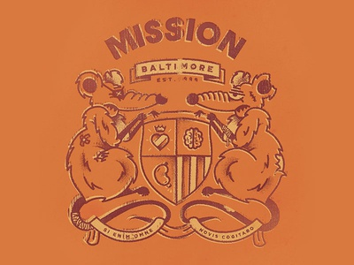 Mission Coat of Arms