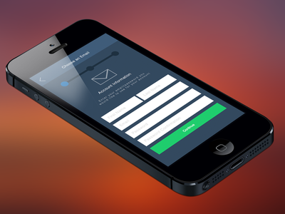 Registration flow signup registration iphone ios petrofeed progress