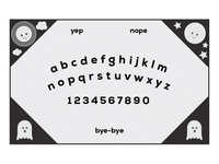 Ouija Jr. ouija ouija board kids occult ghost