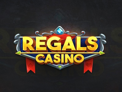 Logo for online Casino👑 casino art game magic design branding ui logo 2d