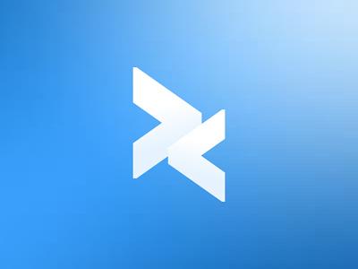 KVH Logo for 2021 minimal icon vector logo design branding