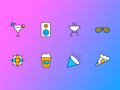 Party And Events Icon
