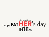 Happy Father's Day fatherisalsomother internationalfathersday poster happiness my real hero hero her father him colours 2d vector character design india illustration fathersday happyfathersday