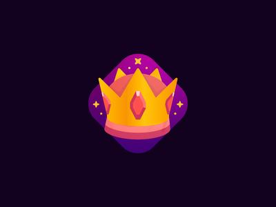 Award Cabinet illustration gradient flat cornw gaming game icon