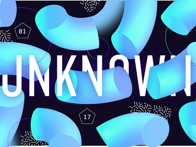 U.N.K.N.O.W.N. mess colour gradient type unknown