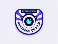 Business Of Film Badge