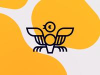 Branded Bird