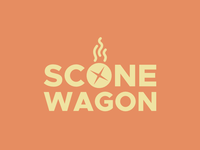 Scone Wagon | Day 44 #dailylogochallenge