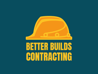 Better Builds Contracting | Day 45 #dailylogochallenge