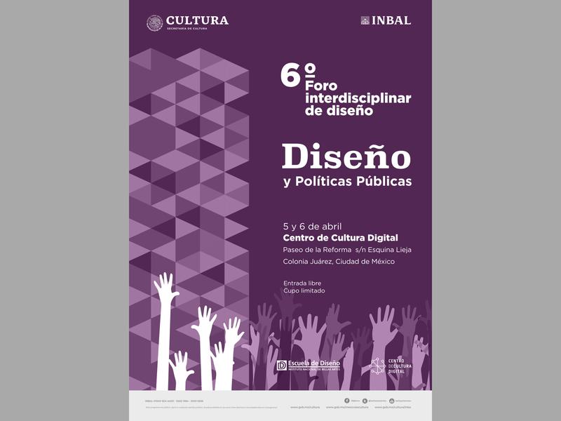 6º Foro Interdisciplinar de Diseño