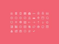 Clique Icons