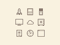 Crucial Icons