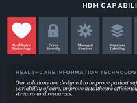 HDM Website