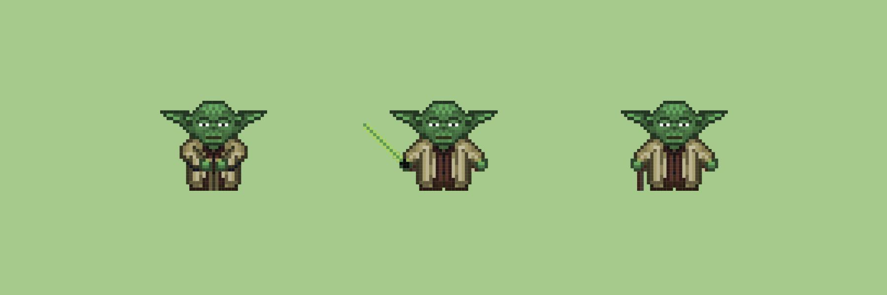 Yoda 3 up